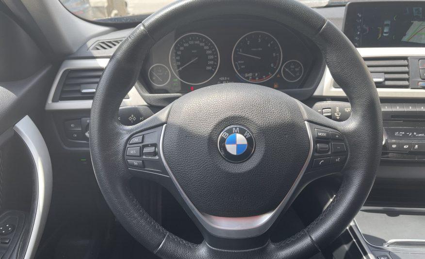 2017 BMW 318 D