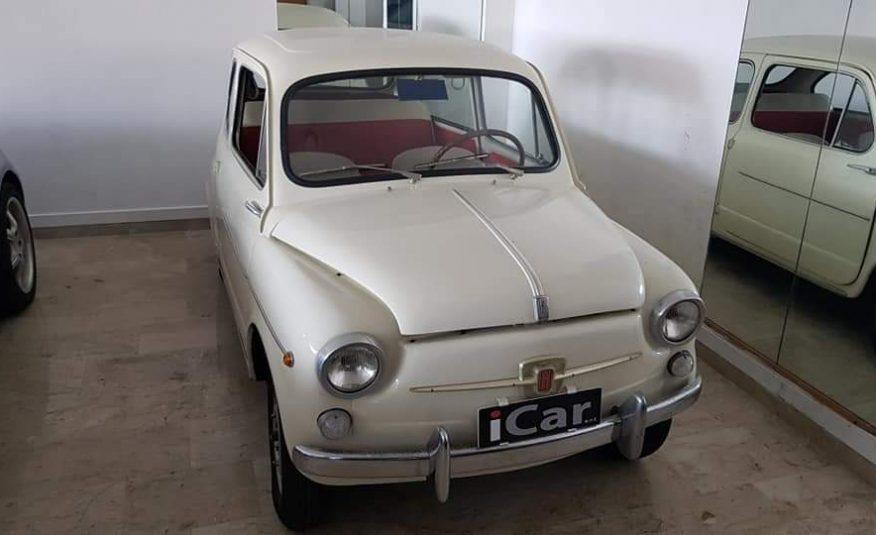 1963 fiat 600 D
